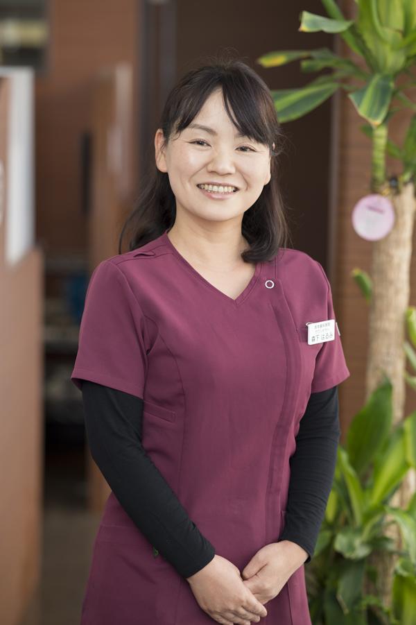 吉本歯科医院のスタッフ紹介|歯科衛生士